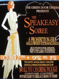 tickets for halloween speakeasy soriee in chicago from showclix