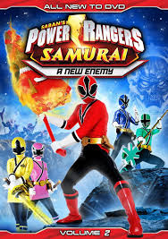 pink spandex power rangers samurai dvds coming june 19th