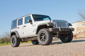 lifted jeep blue zone offroad 2