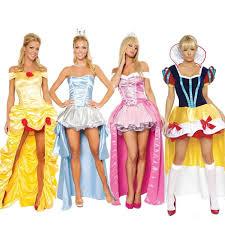 Belle Halloween Costume Adults Halloween Costumes Women Cinderella Dress Princess Belle