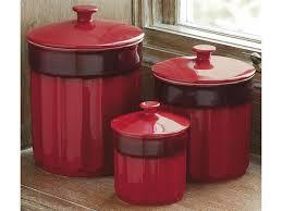red kitchen canister set kitchen walmart red kitchen canisters beautiful 7 red kitchen