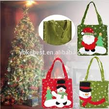 Felt Christmas Decorations Wholesale by Felt Christmas Gift Bags Felt Christmas Gift Bags Suppliers And