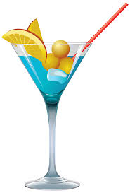 margarita emoticon blue cocktail png clipart best web clipart