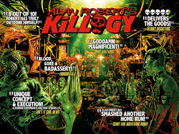 misfits halloween lyrics alan robert u0027s killogy the critically acclaimed comic series