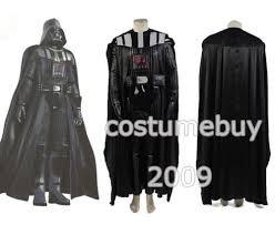 Halloween Costumes Darth Vader Aliexpress Buy Star Wars Darth Vader Terry Jedi Bathrobe