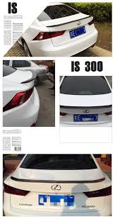 lexus is 250 for sale nz online buy wholesale carbon fiber lexus is250 spoiler from china