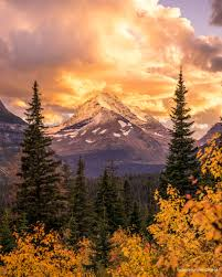 best online black friday tv deals reddit firey sunset in glacier national park montana oc 3774 4717