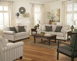 Chair Sets For Living Room Signature Design By Milari Linen Transitional Chair With