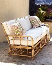 Lane Venture Outdoor Furniture Outlet by Lane Venture Mimi Outdoor Sofa U0026 Crespi Wave Tables