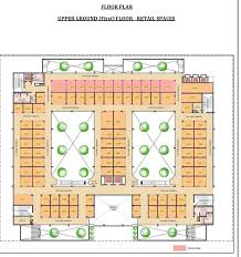 Commercial Complex Floor Plan Jaypee Wish Point A New Commercial Destination In Sector 134
