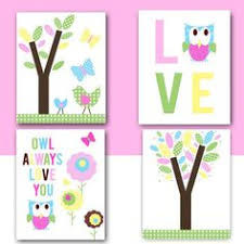 Owl Pictures For Kids Room by Kids Bedroom With Nature Theme Tree Birds Inspired Wall
