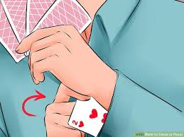 3 ways to cheat at poker wikihow