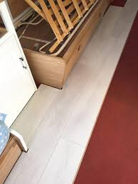 Underlay Laminate Flooring 139 Weeks And 6 Days A Caravan Makeover With Carpetright The