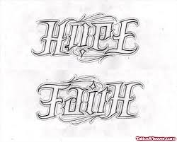 faith and ambigram tattoos design viewer com