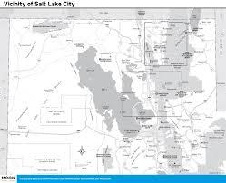 Salt Lake City Map Printable Travel Maps Of Utah Zion U0026 Bryce Moon Com