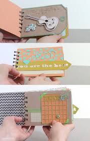 make a photo album craftaholics anonymous mini memory album