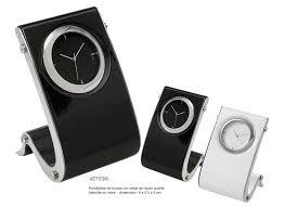 pendule de bureau horloge publicitaire objets publicitaires horlogerie aic creations