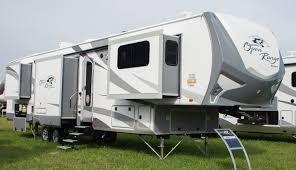 open range 5th wheel floor plans bunkhouse motorhome bedroom travel trailers rv rental fifth wheel
