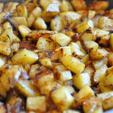 cuisiner courgettes poele pommes de terre sautées recette des patates sautées à la poêle