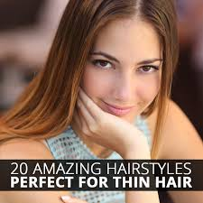 shoulder lengh hair but sides have snapped what hairstyle make it look better 20 amazing hairstyles perfect for thin hair