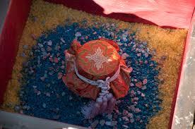 Buddhist Treasure Vase Placing The Treasure Vase Progress Reports