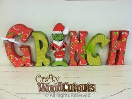store opening of grinch letter set and craft
