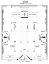 Unusual Floor Plans by 10 Retail Store Floor Plan With Dimensions Retail Store Floor
