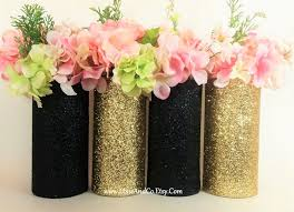 Vases For Bridesmaid Bouquets Best 25 Gold Vase Centerpieces Ideas On Pinterest Wedding