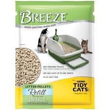 tidy cats breeze cat litter box starter kit bundle sam u0027s club