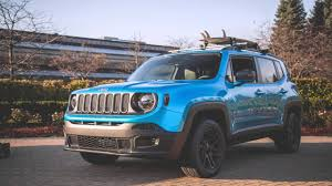 jeep renegade concept jeep renegade riptide concept youtube