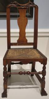 Maple Chairs File American Queen Anne Style Side Chair Made By John Gaines Iii