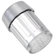 Multi Color Under Cabinet Lighting by Soledi S 35722 Led Water Faucet Multi Color Amazon Com