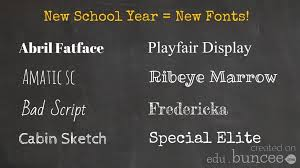 new year new fonts u0026 messages buncee blog