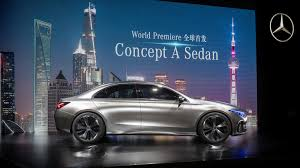 mercedes concept cars discover the mercedes concept a sedan in trio of videos