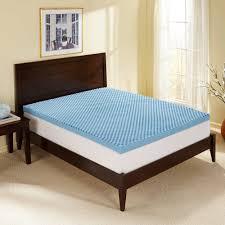 Gel Memory Foam Topper Sleep Innovations 2 5