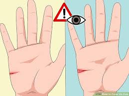 3 ways to cover up cuts wikihow