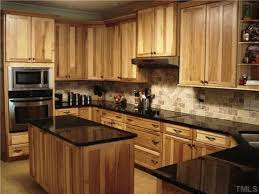 what paint color goes best with hickory cabinets pin by darcie nemo on decor ideas hickory kitchen cabinets