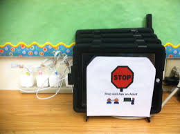 diy classroom ipad storage u0026 charging station use a desk file