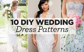 wedding dress patterns 10 diy wedding dress patterns top crochet pattern