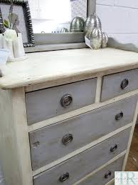 Bedroom Furniture Painted With Chalk Paint Chalk Paint White With Grey Drawers Chalk Paint U0026 Fab