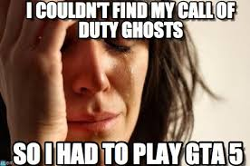Call Of Duty Ghosts Meme - i couldn t find my call of duty ghosts on memegen