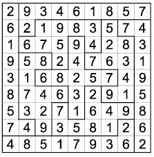 types of sudoku puzzles wpf