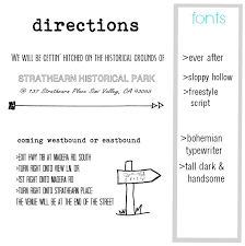wedding card design diy layout best recognizable direction cards
