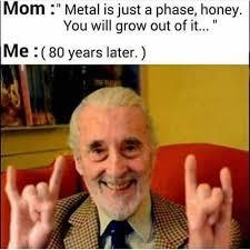 Heavy Metal Meme - power metal memes tumblr