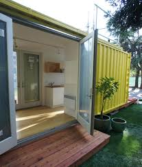 simple box tiny house out of a 45 foot container 15extra 957