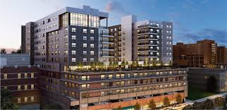 one bedroom apartments pittsburgh pa skyvue apartments opening in oakland with rooftop deck and city views