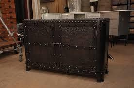 industrial sideboard with vintage metal vintage industrial