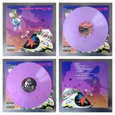 graduation vinyl popsike kanye west x 250 purple vinyl graduation 2x lp not
