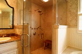 Bathroom With Corner Shower Corner Shower Traditional Bathroom Other By Criner Remodeling