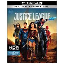 Justice League Justice League 2017 4k Ultra Hd Digital Walmart